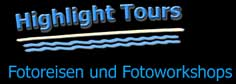 Fotoreisen mit Highlight Tours